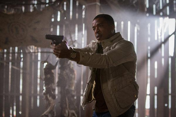 'Grimm': Russell Hornsby talks latest episode, what's next for Hank – EW