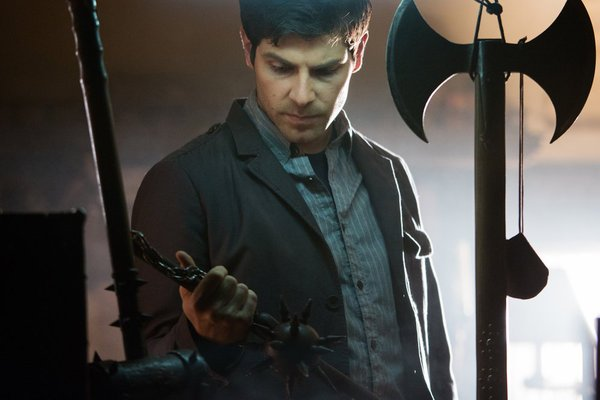 'Grimm': David Giuntoli on season 2 so far – EW