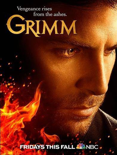 Grimm's Season 5 Promotional Poster