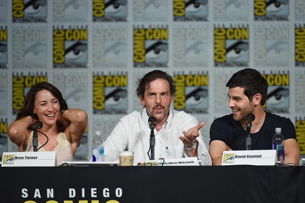 Comic Con 2015 Videos – Grimm Cast Roundtable Interviews – Whedonopolis