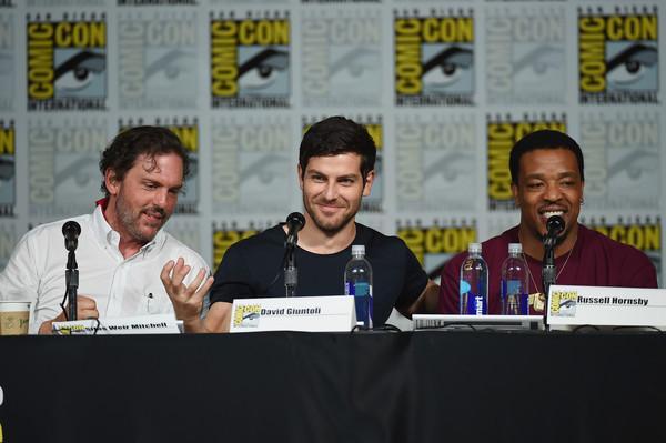 Comic-Con 2015: Grimm Panel (Comic Con 2015 Panel San Diego)