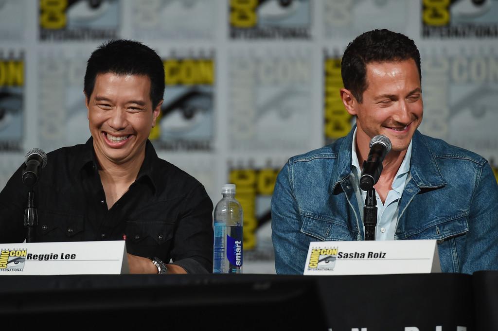 Comic Con 2015 Videos – Grimm Cast Interviews – Yael.tv