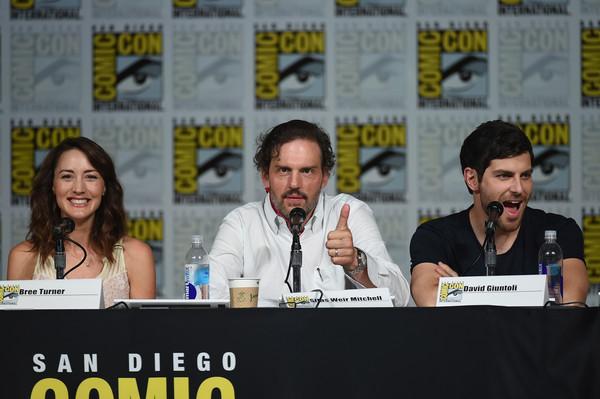 Comic Con 2015 Videos – Grimm Cast Roundtable Interviews – Seat42F