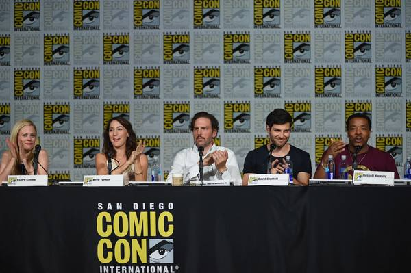 Comic Con 2015 Videos – Grimm Cast Roundtable Interviews – Nerdophiles