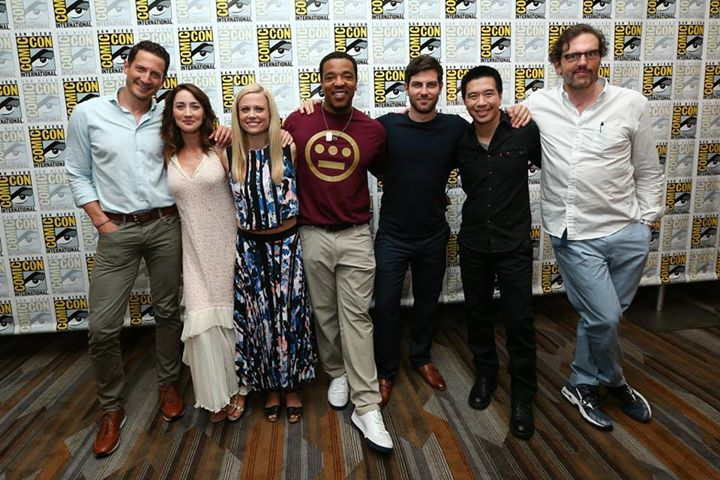 Comic Con 2015 Videos – Grimm Cast Interviews – Universal Channel