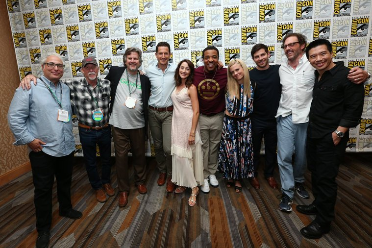 Comic Con 2015 Videos – Grimm Cast Roundtable Interviews – SpoilerTV
