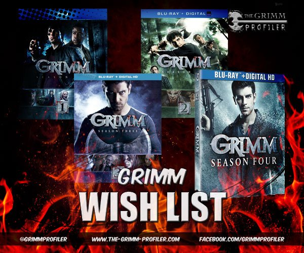 Get your Grimm on this Black Friday and Cyber Monday!