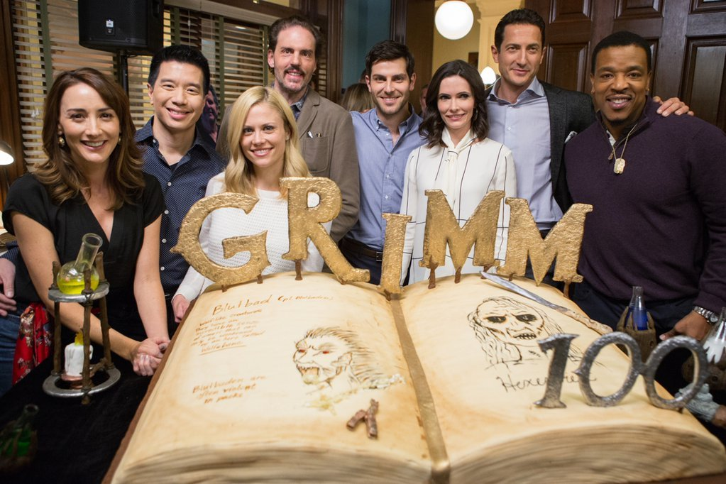 Grimm Cast Interview at 100th Episode Celebration – Yael.tv