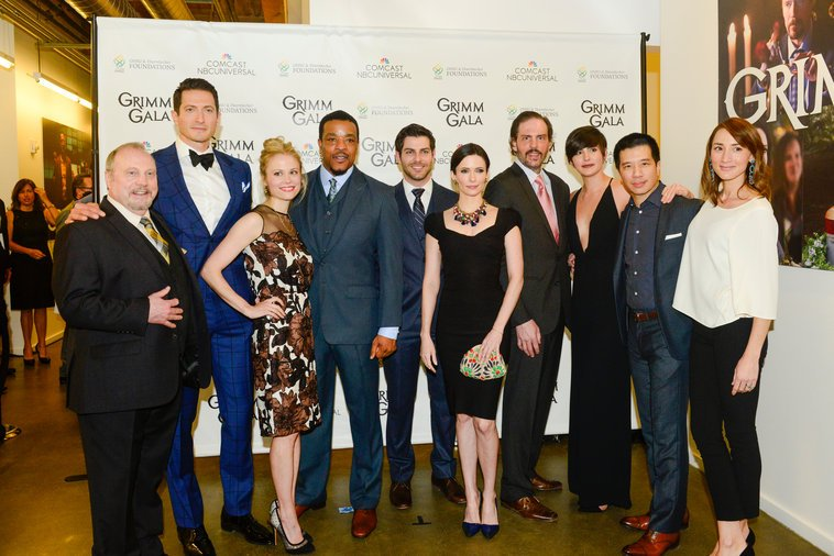 'Grimm' cast talks about show's final season – OregonLive