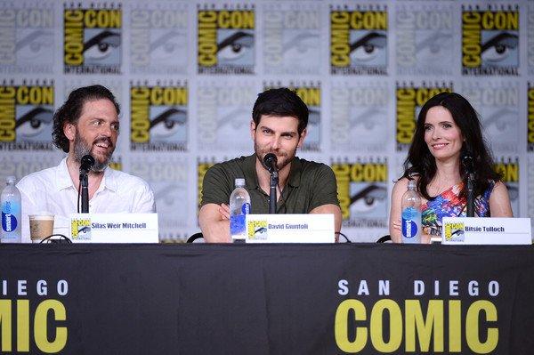 Comic Con 2016 Videos – Grimm Cast Roundtable Interviews – PopWrapped