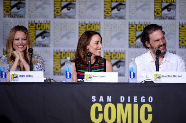 Comic Con 2016 Videos – Grimm Cast Roundtable Interviews – Nerdophiles