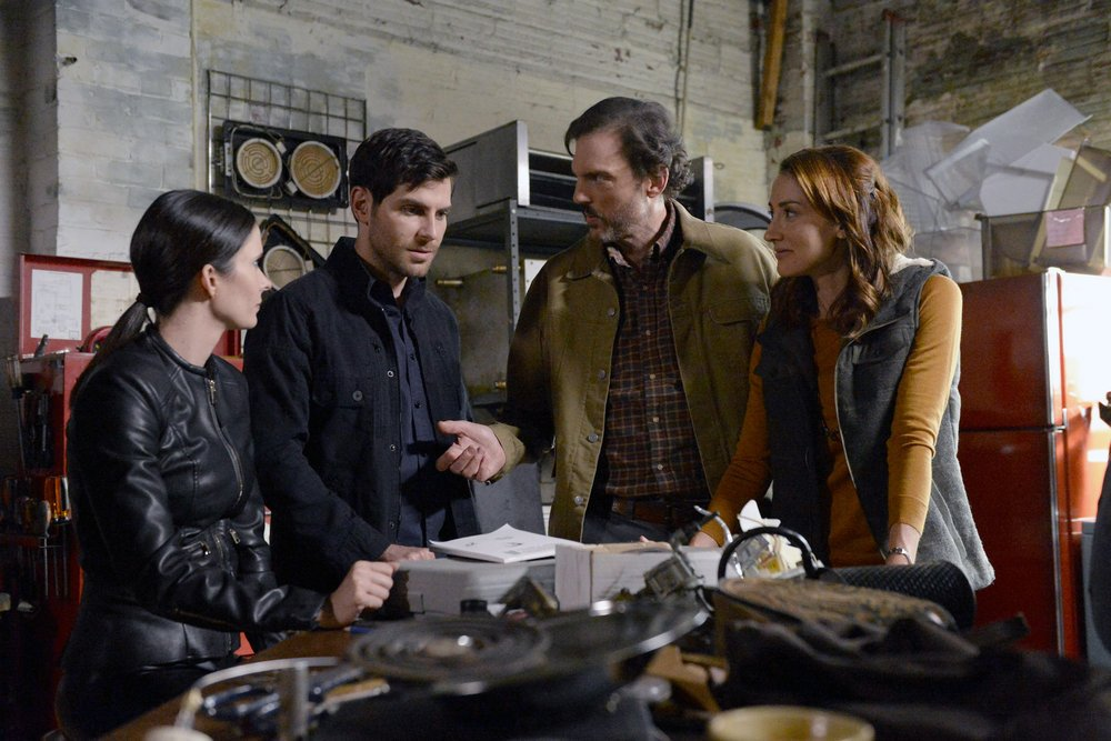 Ask the Fans: 'Grimm' Co-Creators Respond to Viewers' Thoughts on Nick's Love Life – Yahoo