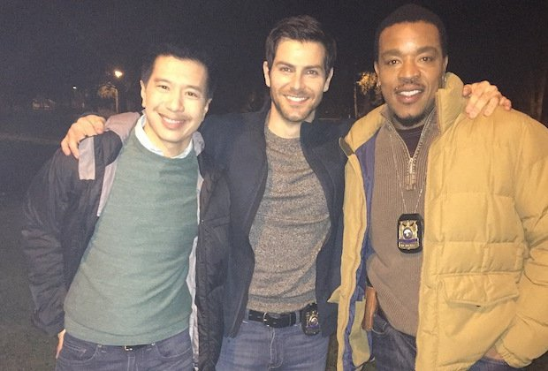 Grimm's Final Season: Stunts, Stars and Silliness From Set Visits Past – TVLine