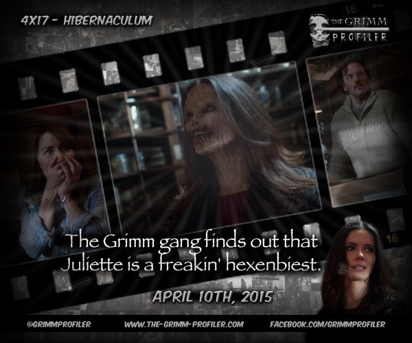 A day like today on Grimm – April 10th
