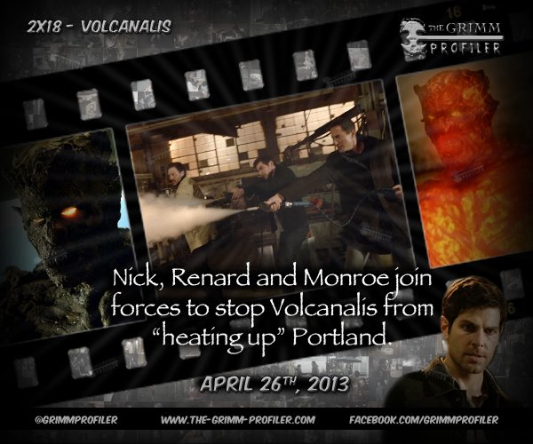 A day like today on Grimm – April 26th