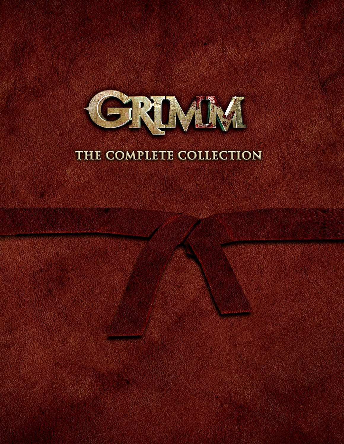 Grimm The Complete Collection on DVD and Blu-ray Disc – Release Date, Package Art