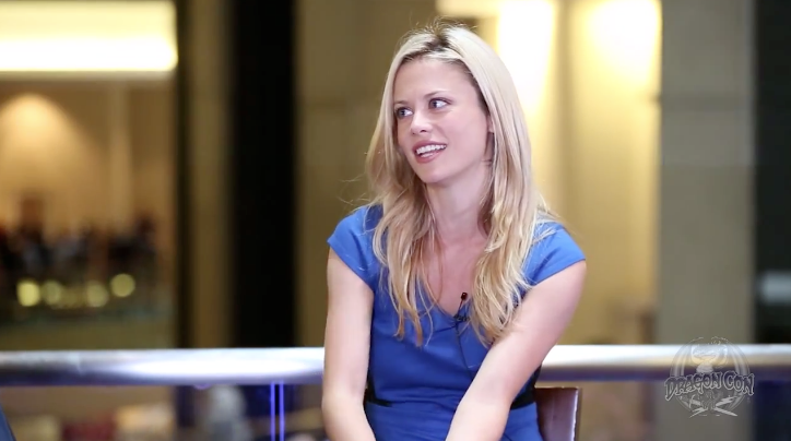 Claire Coffee Interview – Dragon Con 2013