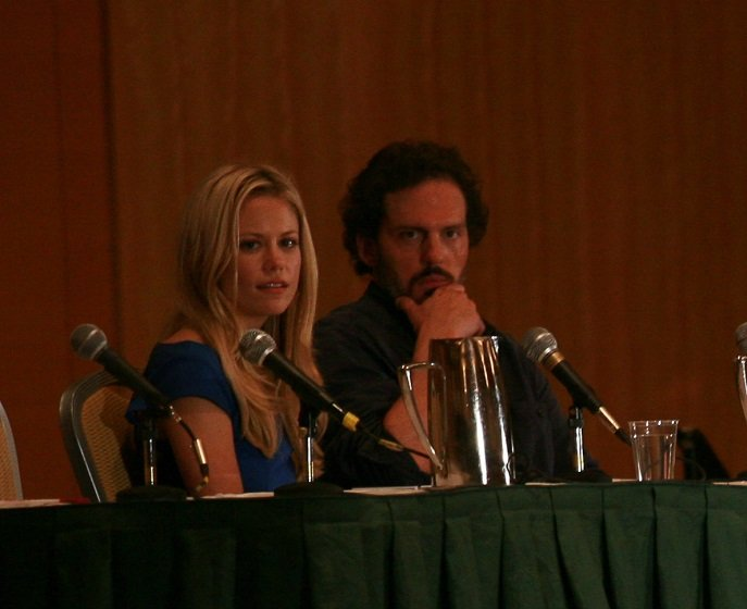 Grimm Panel with Silas Weir Mitchell and Claire Coffee – Dragon Con 2013