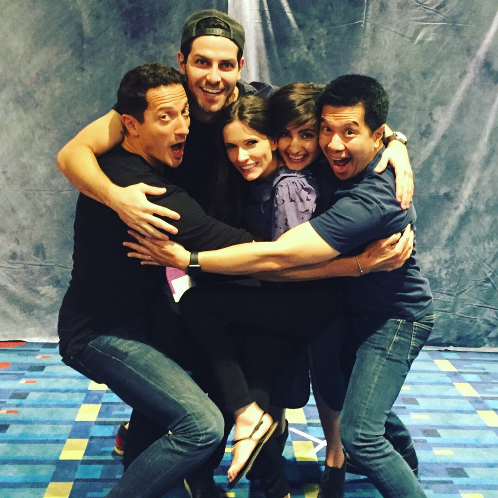 Grimm Cast Panel – Dragon Con 2016
