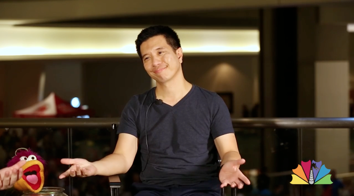Reggie Lee Interview – Dragon Con 2016