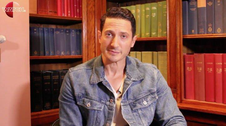 Grimm's Sasha Roiz Interview – Watch UKTV