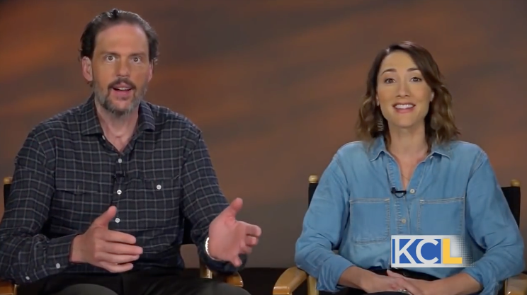 Silas Weir Mitchell and Bree Turner Interview – Kansas City Live