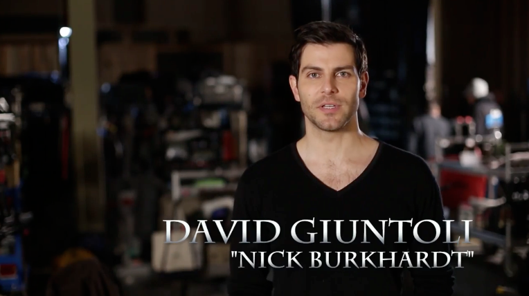 Grimm – Memorable Moments: David Giuntoli