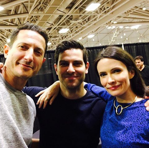 Grimm Cast Panel – Wizard World Minneapolis 2016