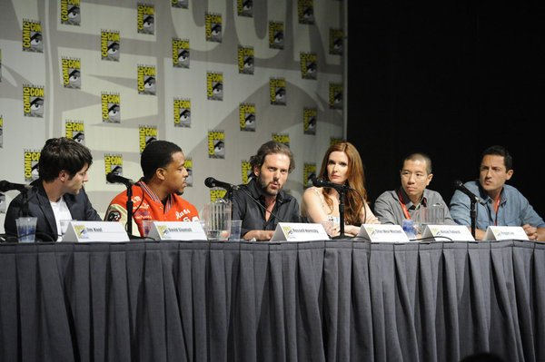 Comic Con 2011 – Grimm Cast Interviews