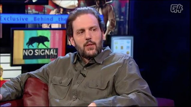 Silas Weir Mitchell Interview – Attack of the Show