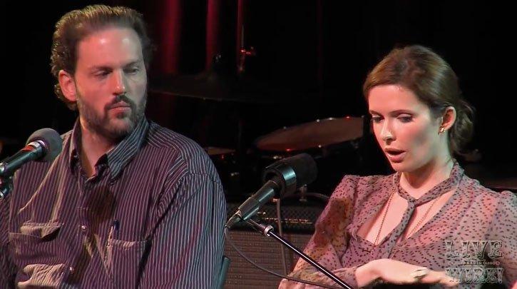 Grimm Interview with Silas Weir Mitchell and Bitsie Tulloch – Live Wire Radio