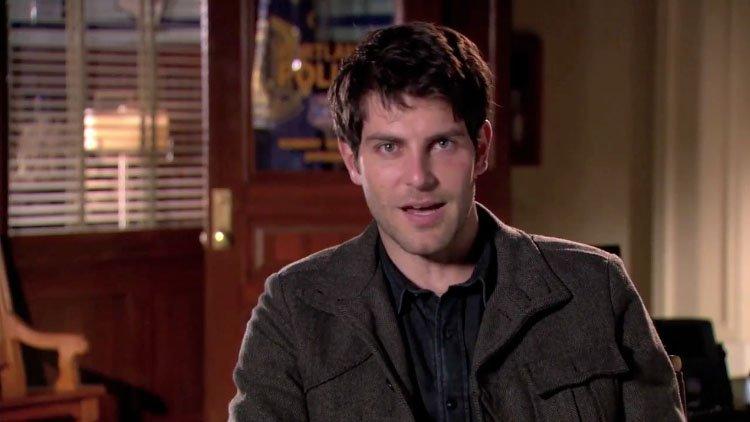 Grimm Season 2: Profile – David Giuntoli – Detective Nick Burkhardt
