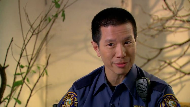 Grimm Season 2: Profile – Reggie Lee – Sgt. Wu