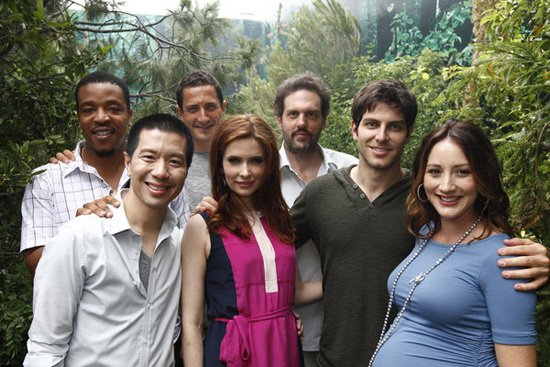 Behind the Scenes of Grimm at Comic Con 2012