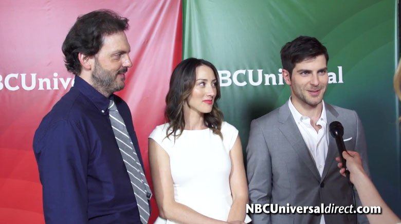 "What Scares The ""Grimm"" Cast? – NBCUniversal"