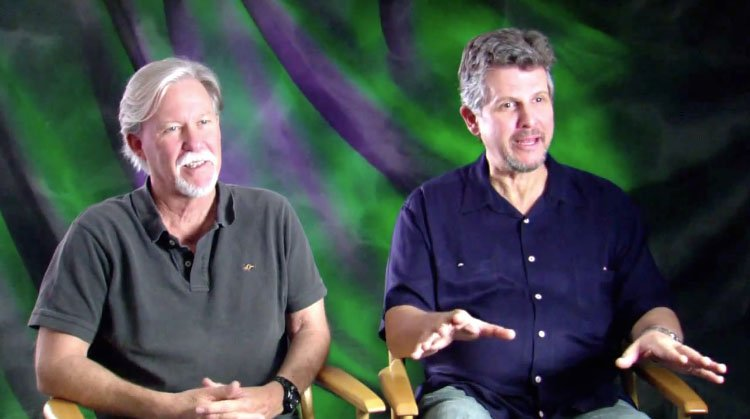 Grimm Q&A Session with Executive Producers Jim Kouf & David Greenwalt
