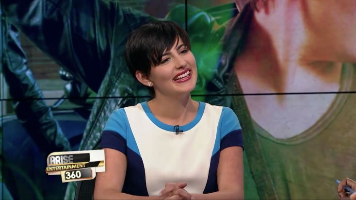 Jacqueline Toboni talks about her role in Grimm – ARISE Entertainment 360