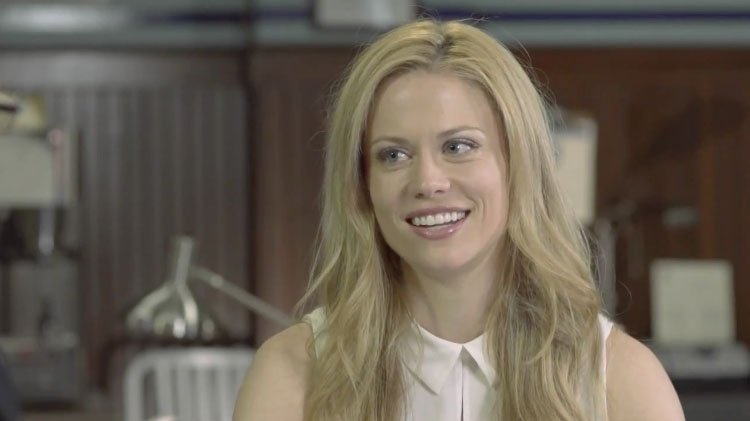 Grimm Interview with Claire Coffee – Comcast
