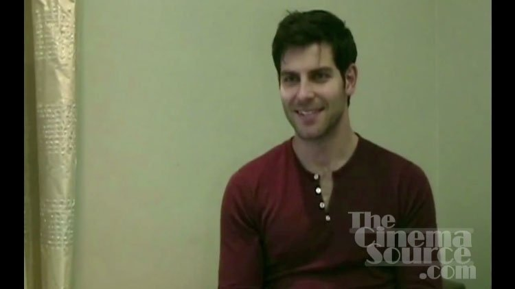 David Giuntoli Interview for Grimm Season 2 at Creations Grand Slam Convention – The Cinema Source