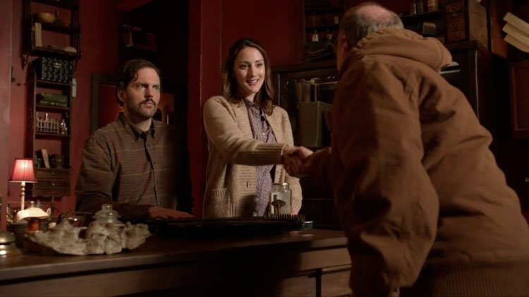 Bad Hair Day: The Complete Series – Grimm Webisode