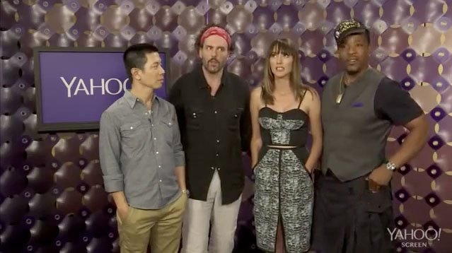 Grimm Cast Interview at Comic-Con 2014 – Yahoo