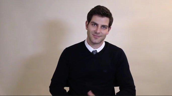 David Giuntoli previews 'Grimm', shows off his singing skills – EW