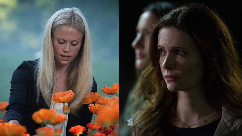 Grimm's Bitsie Tulloch and Claire Coffee Preview Season 3's 'Gnarly' Start – Plus: Exclusive Pics! – TVLine