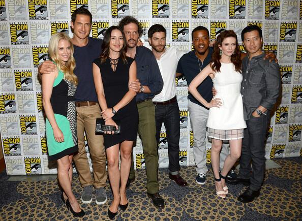 Comic Con 2013 Videos – Grimm Cast Interviews – Universal Channel