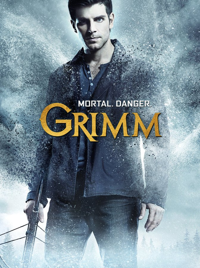 Grimm's Season 4 Promotional Poster