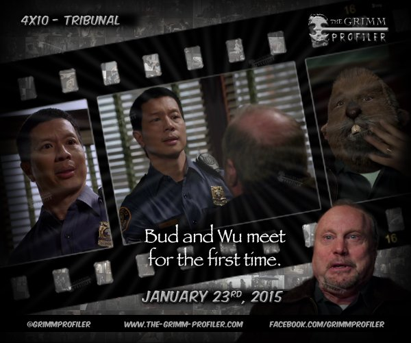 A day like today on Grimm – January 23rd