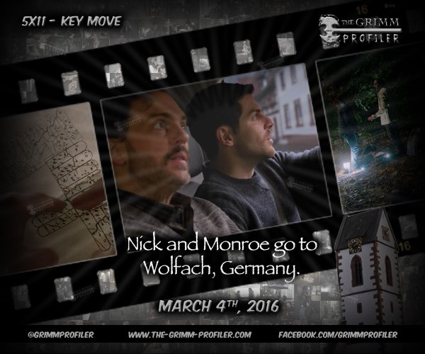 A day like today on Grimm – March 4th