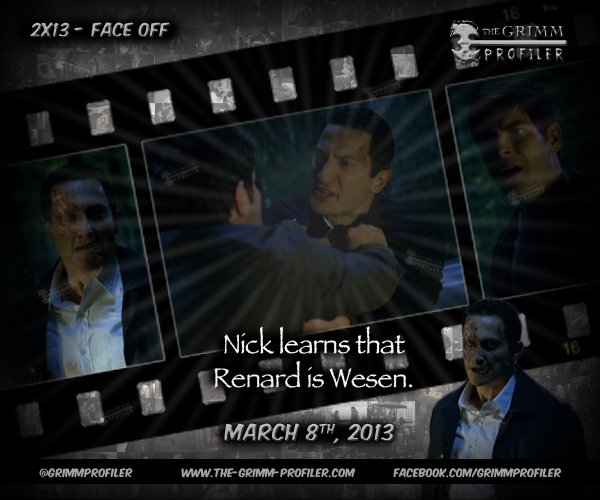 A day like today on Grimm – March 8th