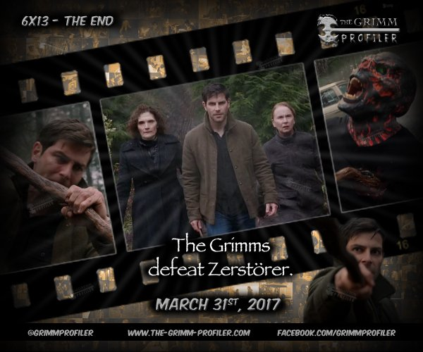 A day like today on Grimm – March 31st