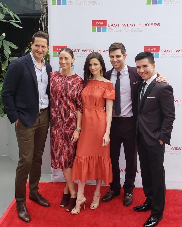 Grimm Cast Interviews – EWP Visionary Awards 2018